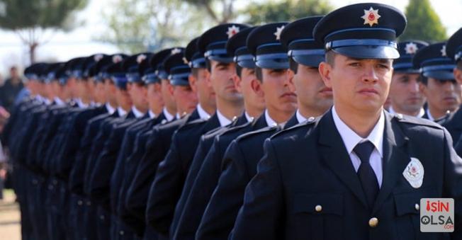 Polis Memurlarına Yeni Dönem Maaşı