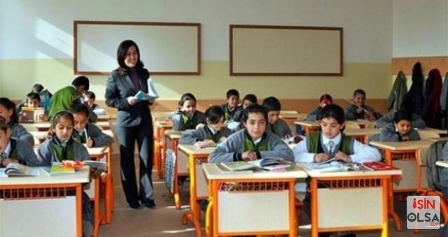 Ücretli Çalışan Öğretmene Mesai Desteği