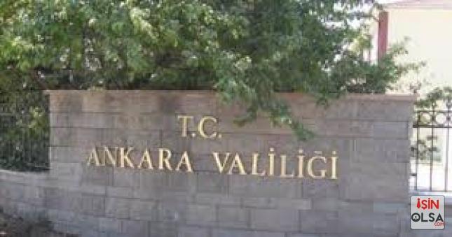 Ankara Valiliği Ekmek Zammı ile İlgili Önemli Açıklama Yaptı
