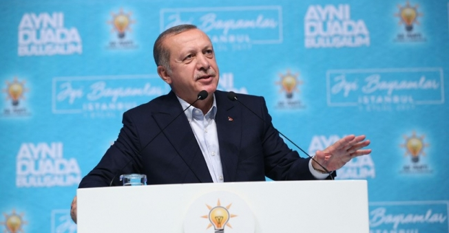 Ak Parti Belediye Başkan Adayları Tanıttı