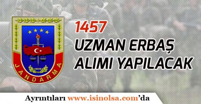 Sahil Güvenlik ve jandarma Genel Komutanlığı 1457 Askeri Personel Alımı!