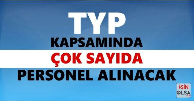 Toplum Yararına Program (TYP) Kapsamında 250 Personel Alınacak