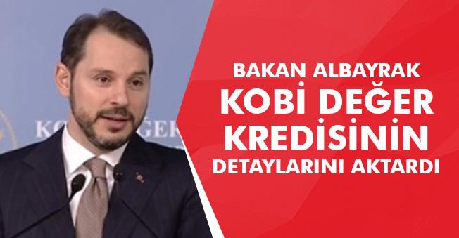 Bakan Albayrak KOBİ Kredisinin Ayrıntılarını Açıkladı!
