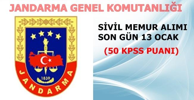 JGK JSGA Sivil Memur Alımı Yapılacak (50 KPSS Puanıyla)