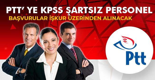 PTT İŞKUR Üzerinden Personel Alımı Yapacak! İlan Yayımlandı-KPSS Şartsız