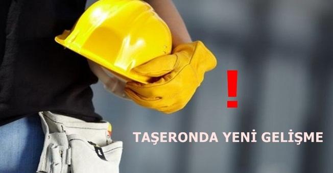 Taşeron İşçilere Müjde Taşerona Kadroda Yeni Gelişme!