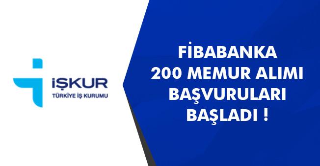 Bankaya İŞKUR Üzerinden 200 Banka Memuru Alımı Yapılıyor! İlanlar Yayımlandı