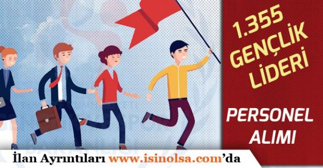 Gsb Personel Alımı: GSB'ye 1.355 Gençlik Lideri Memuru Alımı Yapılacak! 60