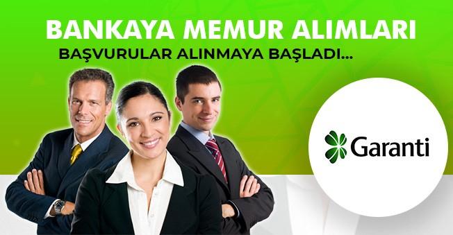 Garanti Bankası Personel Alımları Başladı! Kimler Başvurabilir?