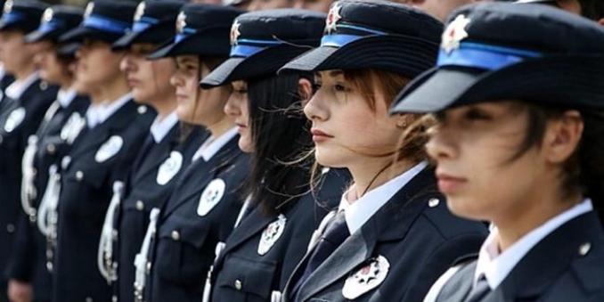 Polis Akademisi 2500 Kadın Polis Alımı Yapıyor. Başvurular Ne Zaman ?