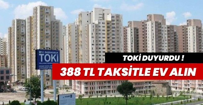 TOKİ' den Ev Sahibi Olmak İsteyenler Dikkat! 50 Bin Sosyal Konut Talepleri Toplanıyor
