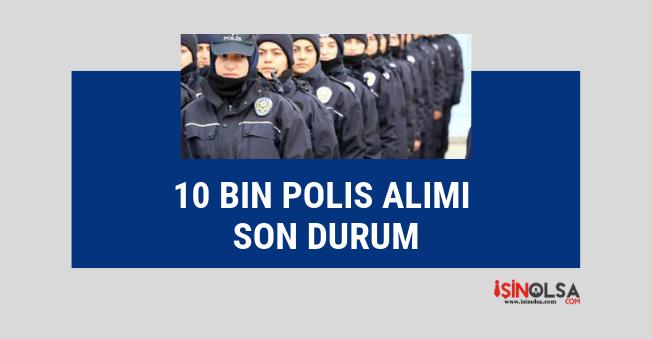 POMEM 10 bin polis alımı için eylül ayı işaret ediliyor