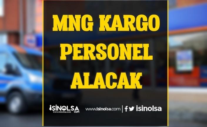 MNG Kargo İş İlanları Yayımladı: Personel Alımı Yapılacak!