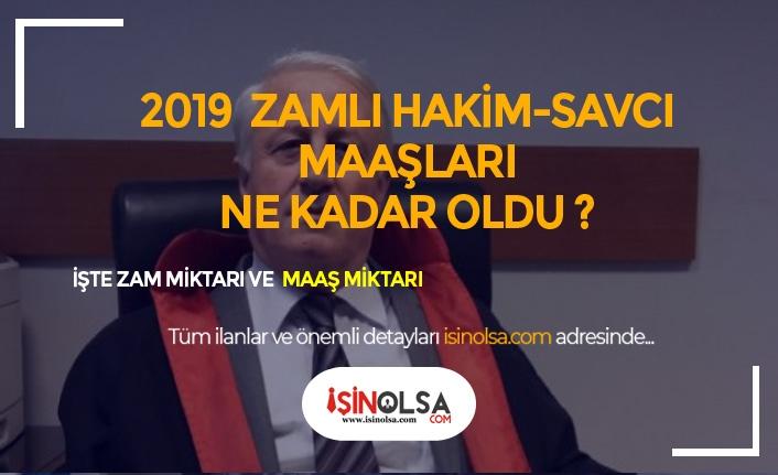 2021 Hakim ve Savcı Maaşları Ne Kadar?