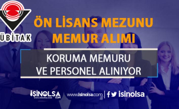 Ön Lisans Mezunu KPSS'si Yeni Koruma Memuru Alım İlanı Yayımlandı!