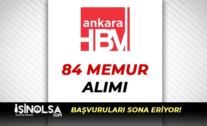 Hacı Bayram Veli Üniversitesi 84 Memur Alımı Başvurularında Son Gün