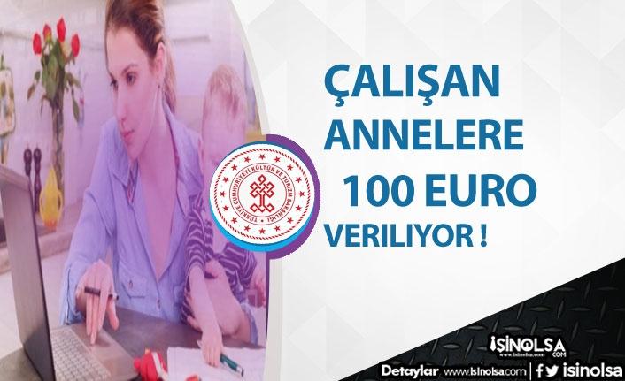 SGK'dan Kadınlara 100 Euro! Nasıl Başvuru Yapılır ?