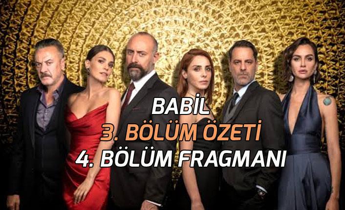 Star Tv 7 Şubat Babil 4. Bölüm Fragmanı  İşler Karışıyor!