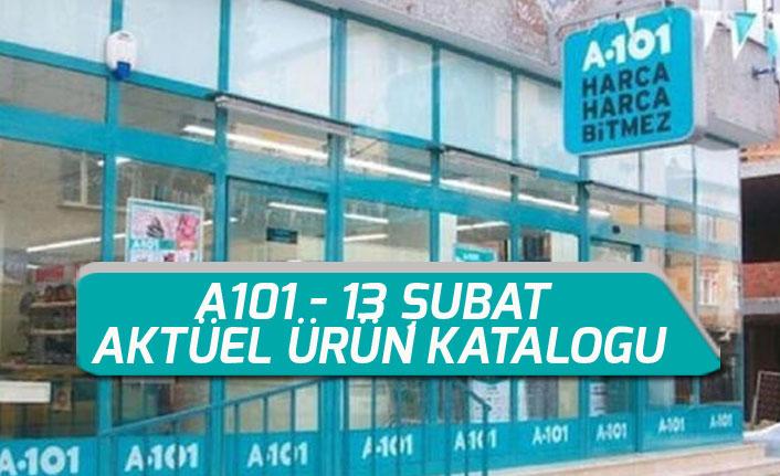 A101 13 Şubat Aktüel Ürün Katalog Ürün Listesi Fiyatları 19 Şubat Tarihine Kadar Geçerli!