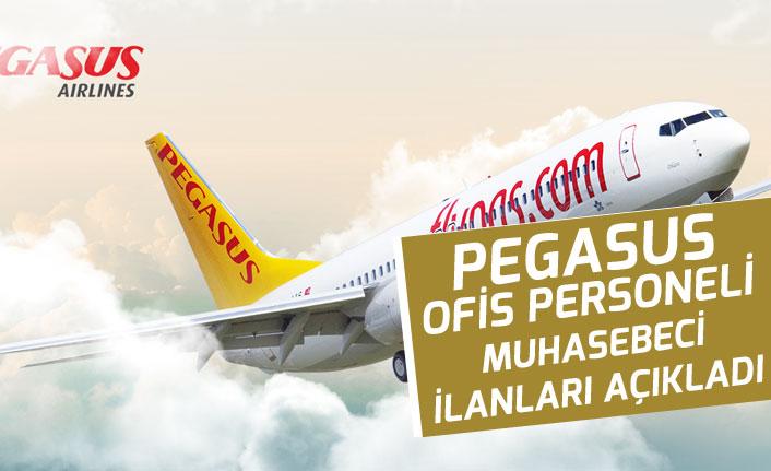 Pegasus Havayolları Ofis Personeli, Muhasebeci ve Teknisyen Alımı Yapacak!