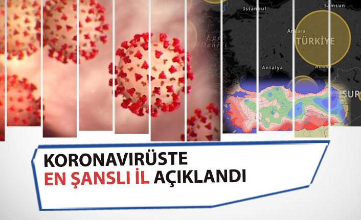 Bilim Kurulu Üyesi Koronavirüste En Şanslı İlleri Açıkladı!