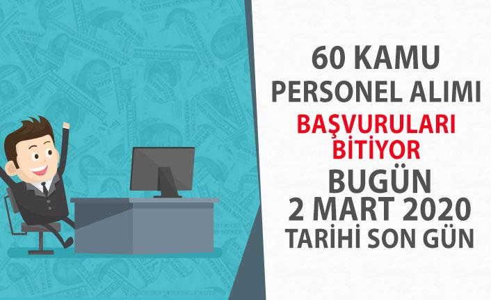 İŞKUR'da 60 Kamu Memur Alımı Başvurusu 2 Mar'ta Sona Erecek!