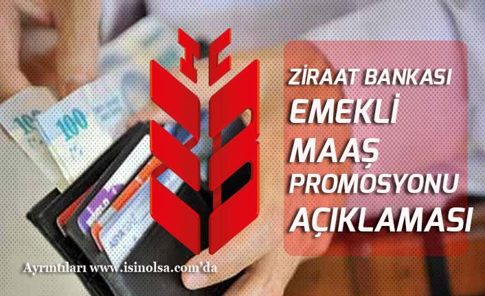 Kamu Bankalarından İlk Promosyon Teklifi! Ziraat Bankası Miktarı Açıkladı