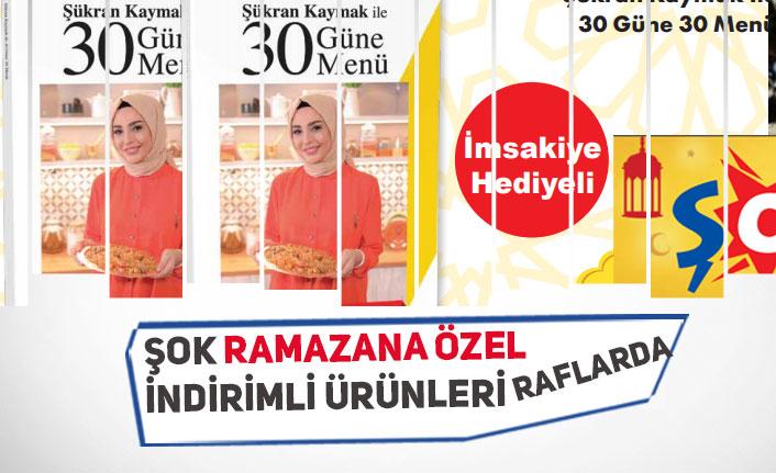ŞOK 15 Nisan 2020 Aktüel Ürün Kataloğunda Ramazan'a Özel Fiyatlı Ürünler!