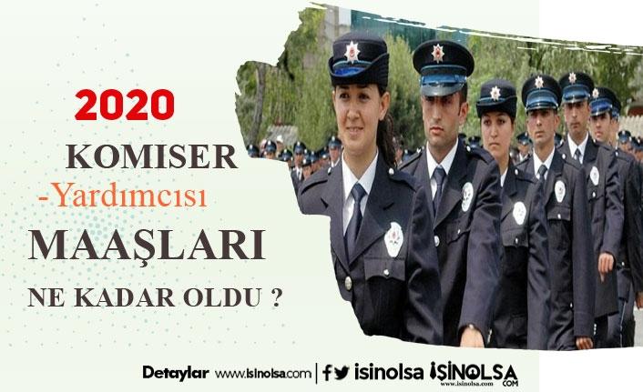 2020 Komiser Yardımcısı Maaşları Ne Oldu? Polis Memurundan Farkı Ne?