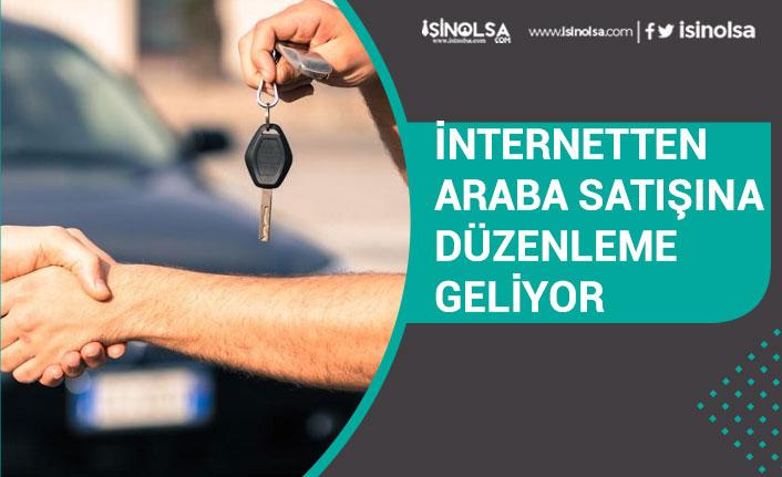 İnternetten İkinci El Araç Satışı Mevzuatında Değişilik! Dolandırıcılık Önlenecek!