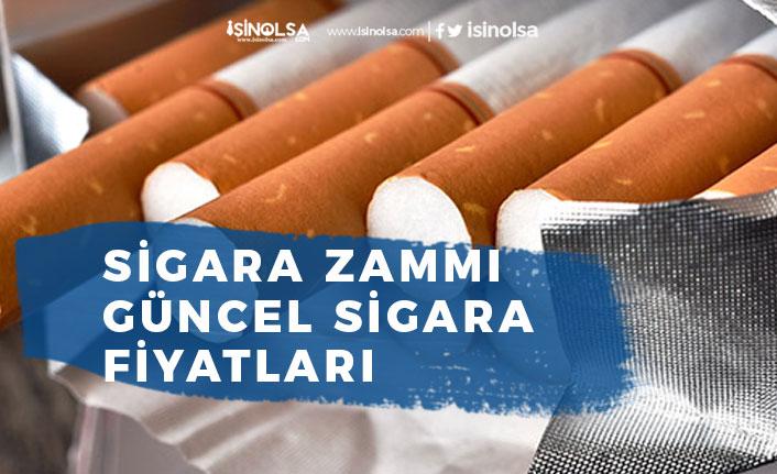 Sigara Zammı Kararı Sonrası Güncel Sigara Fiyatları Mayıs 2020!
