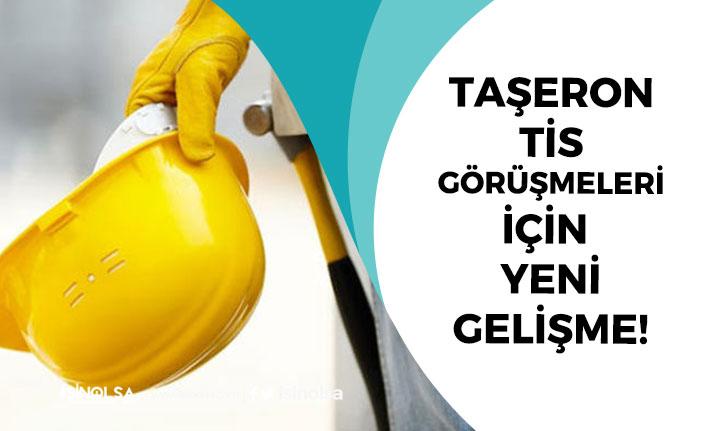 Taşeron İşçi Maaş Zammı, TİS Görüşmesi İçin Yeni Gelişme!