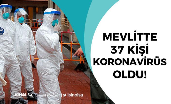 Taziye Törenin Ardından Bu Kezde Mevlitte 37 Kişi Koronavirüs Oldu!