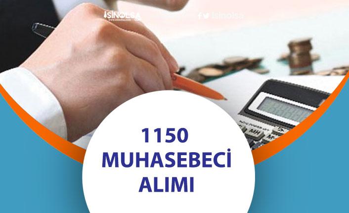 Lise Mezunu 1150 Muhasebeci Personel Alımı Başvuru Şartları!