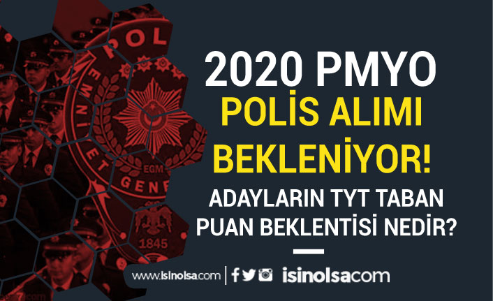 Kadın Erkek 2500 Polis Alımına Kimler Başvuru Yapabilecek? Taban TYT Puanı