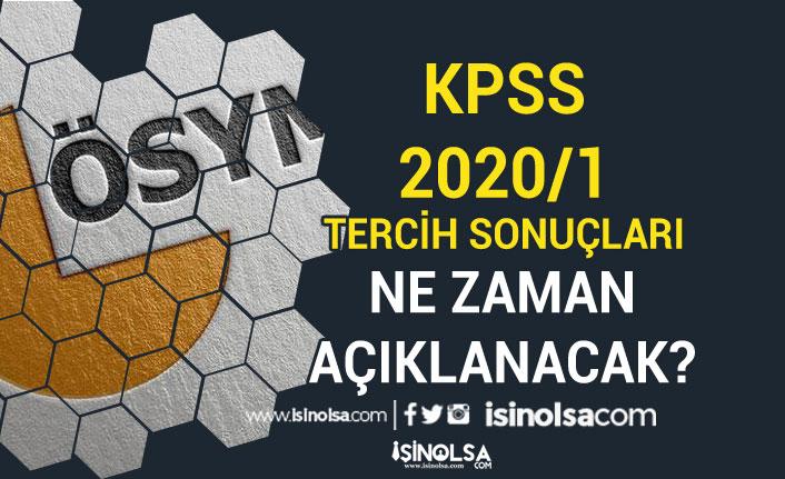 KPSS 2020/1 Tercih Sonuçları Ne Zaman Açıklanacak? Taban Puan Kaça Düşer?