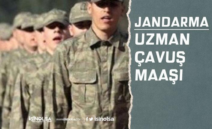 2020 Jandarma ve Uzman Çavuş Maaşları Nedir? Yeni Başlayanlar! Görev Yerine Göre!