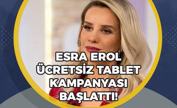 Esra Erol Ücretsiz Tablet Başvurusu Nasıl Yapılır? Bilgisayar Kampanyası Başvuru Formu!
