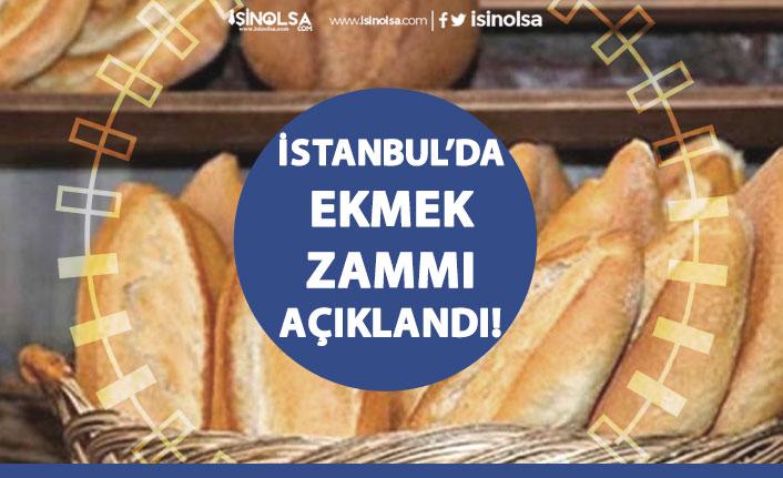 İstanbul'da Ekmeğe Yüzde Yirmi Zam Onaylandı! İşte Yeni Fiyatlar!
