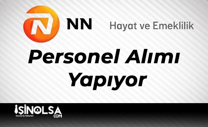 NN Hayat ve Emeklilik Personel Alımı Yapıyor