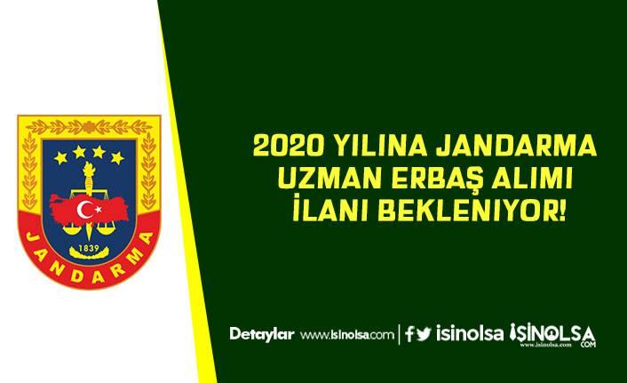 2020 Yılına Jandarma Uzman Erbaş Alımı İlanı Bekleniyor!