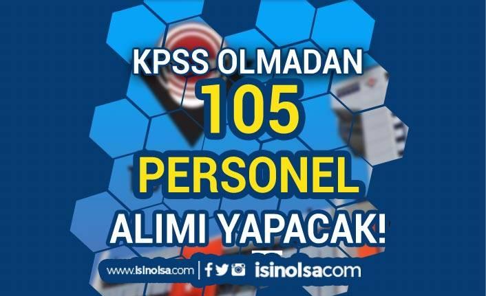 TÜBİTAK 105 KPSS Siz Personel Alım İlanı Yayımladı! ( Araştırmacı ve Teknisyen)