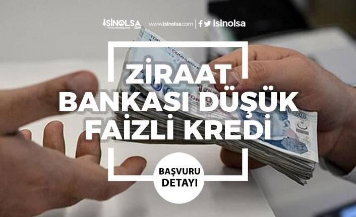 Ziraat Bankası 0.49 Faiz ile 10 Bin Tl'ye Kadar, Ertelemeli İhtiyaç Kredisi Veriyor!