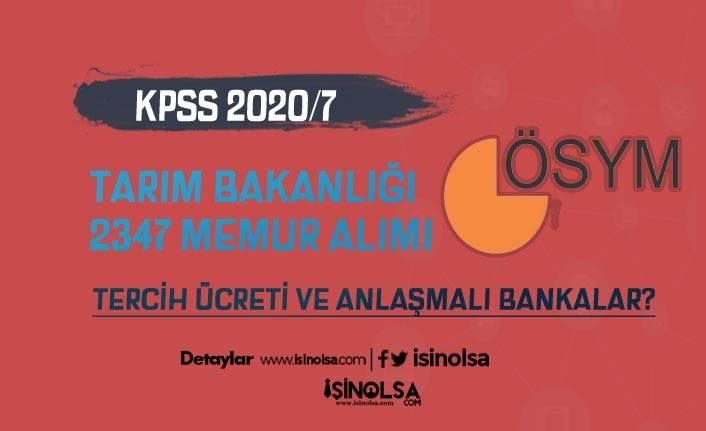KPSS 2020/7 Tercih Kılavuzu Ücreti Ne Kadar? Hangi Bankaya Yatırılacak?