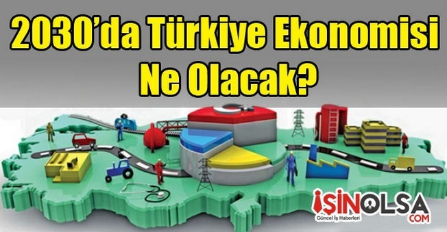 2030'da Türkiye Ekonomisi Ne Olacak?
