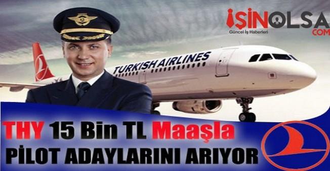 Türk Hava Yolları Pilot Adayı Alımı 2014