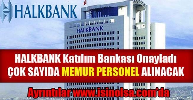 Halk Bankası'nın Katılım Bankası Açılıyor