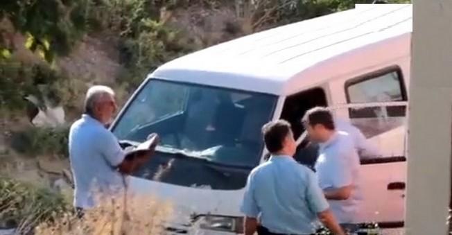 42 Yaşındaki Yusuf Kaplan'ı Minibüste İnfaz ettiler