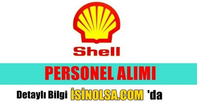 Shell Petrol Personel Alımı 2014