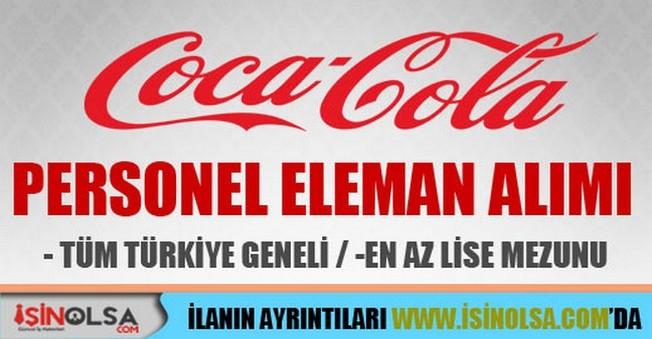 Coca-Cola Personel Eleman Alımı